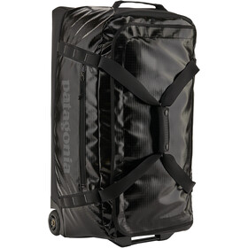 Patagonia Black Hole Wheeled Duffel Bag 70l Black